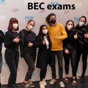 BEC Prüfungen